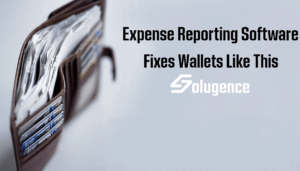 expense reporting with receipts in a wallet instead of software