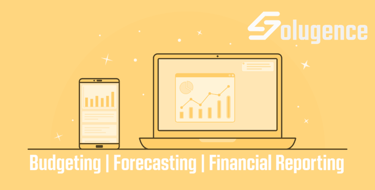 budgeting and financial reporting interface