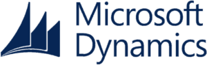 accounting software Microsoft dynamics logo