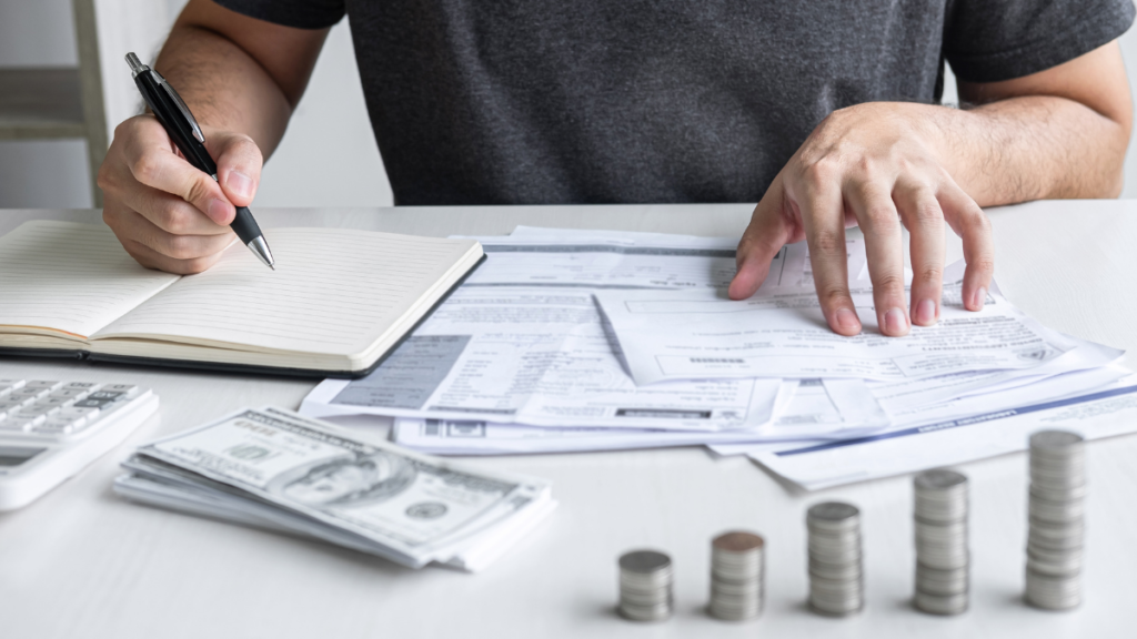 Expense reporting for businesses